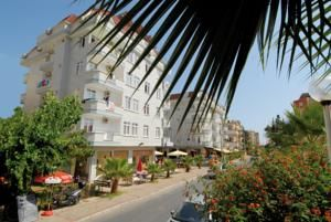 #Antalya - #AntalyaHotels - #Alanya - Millennium Park Hotel - http://www.antalyahotels724.com/alanya/millennium-park-hotel - Hotel Information: 							 								Address: Sanat Okulu Cd.No:26, 07400 Alanya, Alanya        								Situated in Alanya, the Millennium Park Hotel is lower than 200 metres from sandy Begonvil Beach. The lodge has an outside pool with solar-lounger terrace and provides air-conditioned rooms with free Wi-Fi. Millennium rooms function furnished balconi