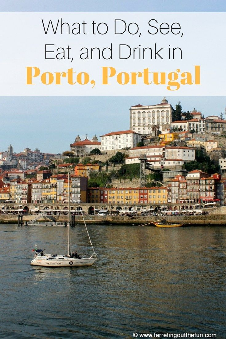 First time to Porto, Portugal? Here are my tips on what to eat and where to drink, plus all the fun things to do in Porto if you have just three days in the city.