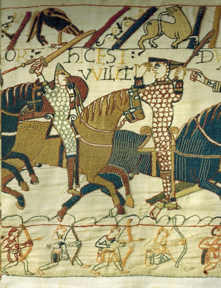 Battle Of Hastings Tapestry Photo Wholesale Tapestries