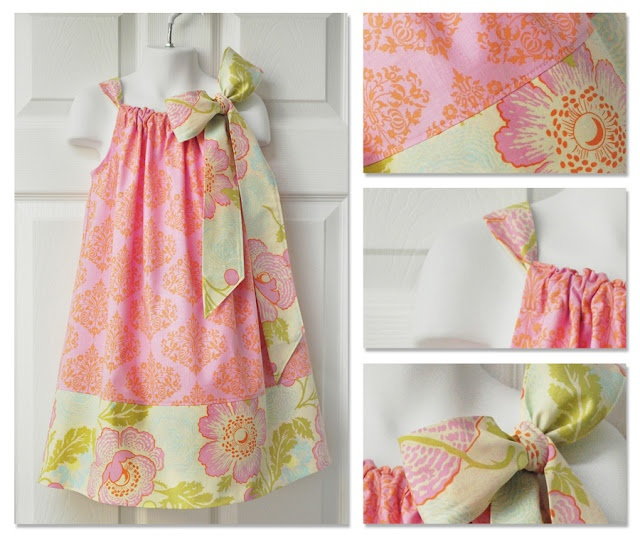 Sister Sarah Pillowcase dress - Just ordered it - Beautiful!