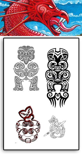 1000 images about taniwha on pinterest tattoo maori guardians of ga 39 hoole and tes. Black Bedroom Furniture Sets. Home Design Ideas