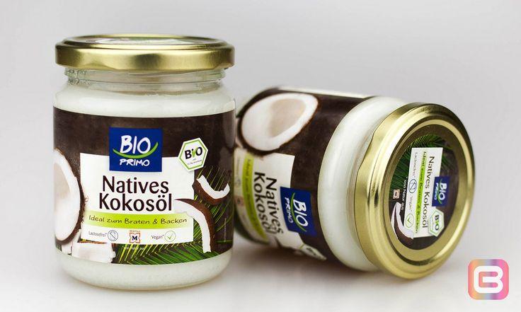 Кокосовое масло для волос — Bio Primo Сoconut Oil — купить в интернет-магазине «BODYCARE» Баку, Азербайджан