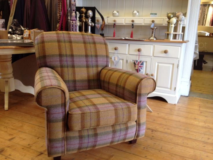 A Chair we have had Upholstered