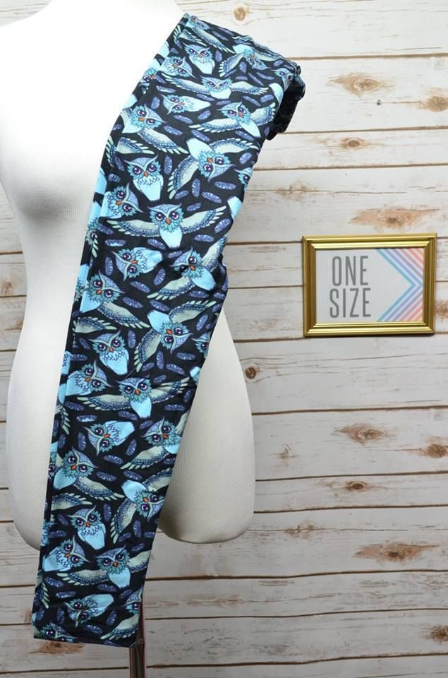 OS HARRY POTTER OWLS Lularoe leggings *** MAJOR UNICORN | eBay