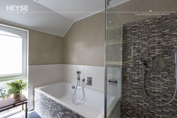 Das Bad neu entdecken - Ideen, Wandlust für Ihr neues Bad. Mineralische Wandveredelung Volimea