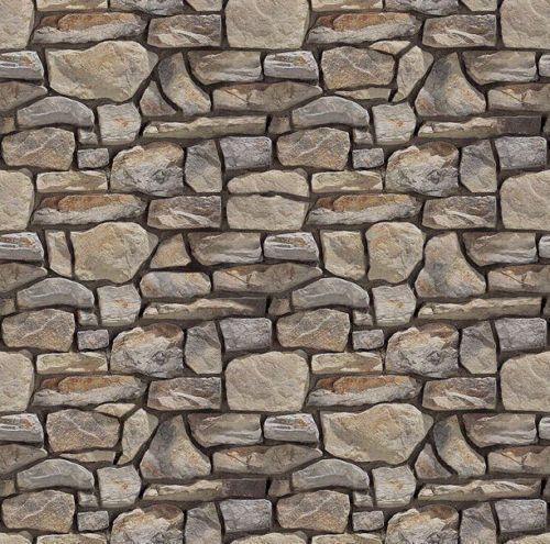 6-SHEETS-stone-wall-21x29cm-scale-1-12-SCALE-Embossed-bumpy-CODE-3D1cfE