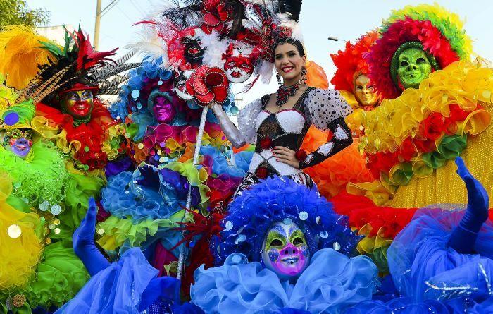 Carnaval de Barranquilla, Colombia.