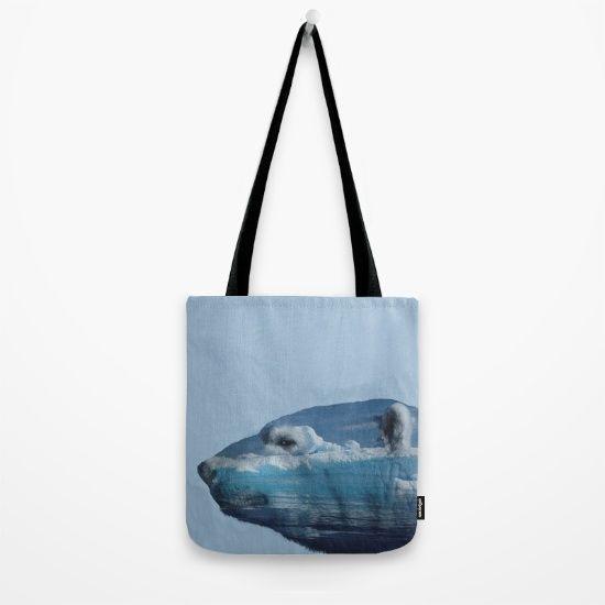 Arctic-My sweet home Tote Bag