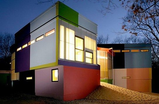 warna cat rumah minimalis cyan