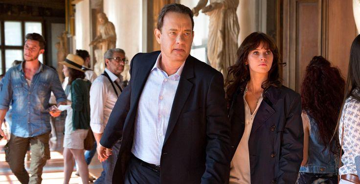 """Teaser Trailer For """"Inferno"""" Starring Tom Hanks"""