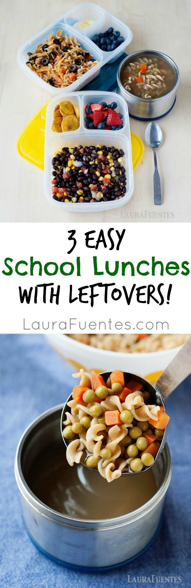 572 best office lunch images on pinterest health snacks healthy easy lunches made with leftovers perfect for back to school and the office forumfinder Gallery