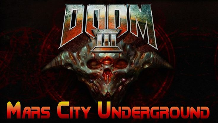DOOM 3 (with Sikkmod) - Mars City Underground