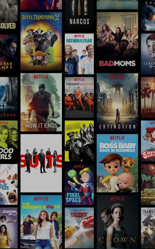 View netflix movies