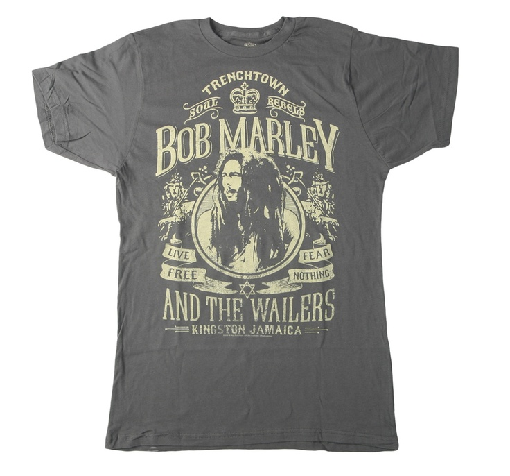 Live Free Bob Marley T-Shirt - T Shirt Bob Marley