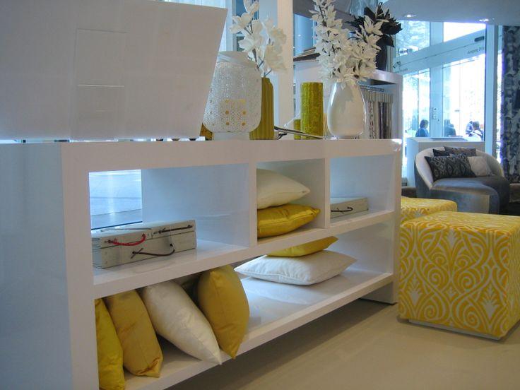 Kobe showroom munich kobefabrics upholstery curtains for Interior design munich