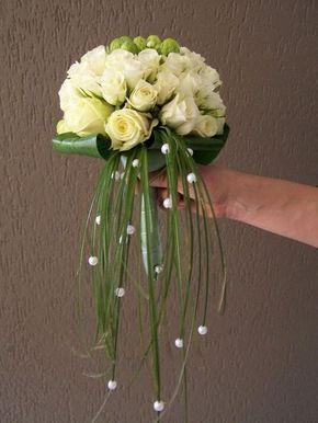 Mühelose, aber ausschliesslich fantastische Brautsträuße – Über