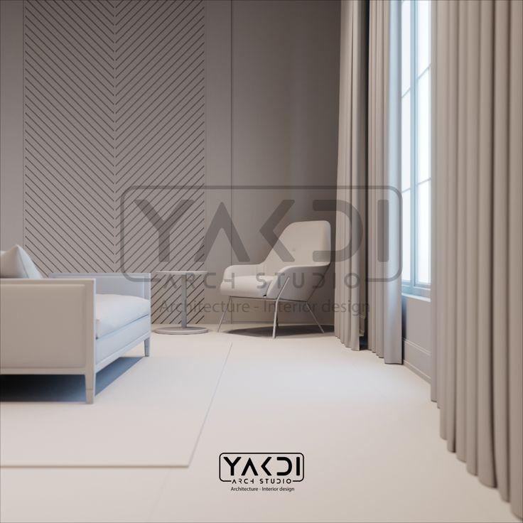 Guest Bedroom 2 غرفة نوم In 2021 Interior Architecture Design Interior Architecture Studios Architecture