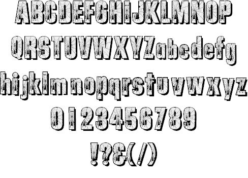 Spiderman font by Web Dog - FontSpace