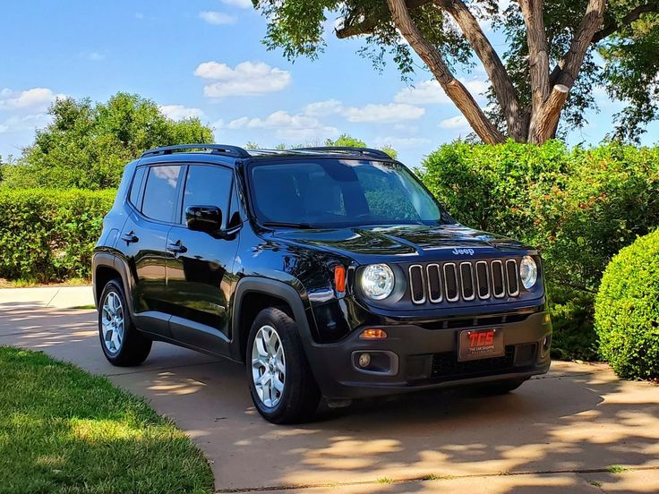 2016 JEEP RENEGADE LATITUDE SPORT UTILITY in 2020 Jeep