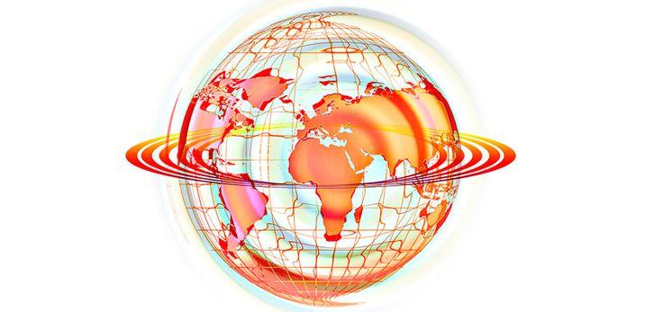 A Globalização tem ficado cada vez mais importante desde 1942, ano em que Colombo desembarcou na América, e só tem crescido ao longo dos séculos.