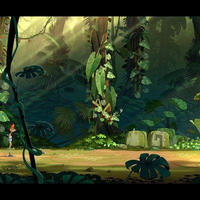 Cyril corallo jungle v37