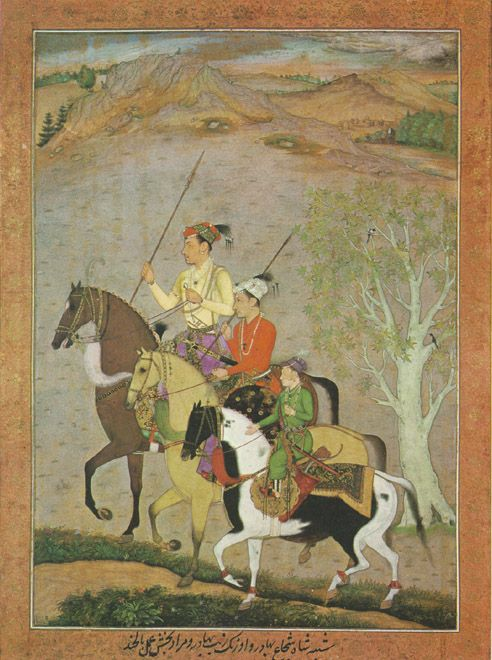 1000 Images About Mughal Art On Pinterest Persian