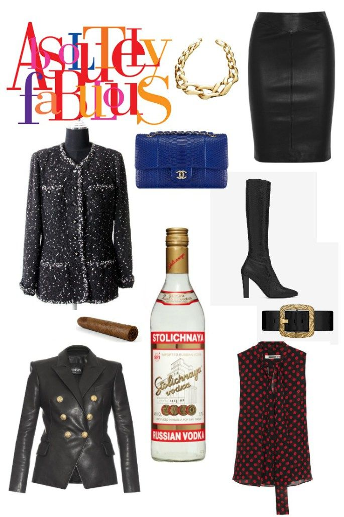 Absolutely Fabulous – Fashion & Friendship. Patsy Stone Fashion. Absolutely Fabulous the Movie is here! We're celebrating with a look at the Fashion, Friendship & Laughter that only Edina and Patsy can bring
