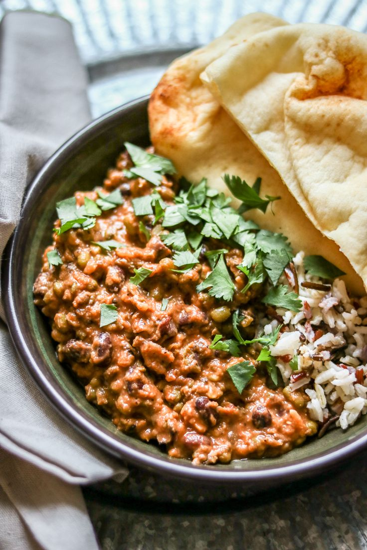 Anybody else obsessed with those little Tasty Bite packages of Madras Lentils?