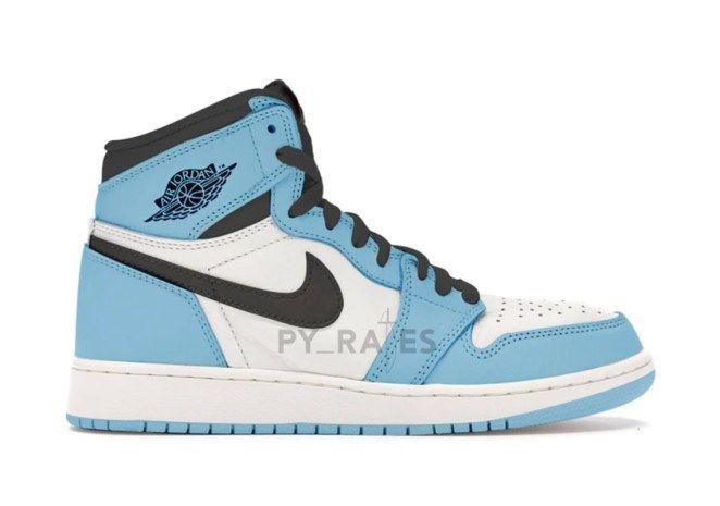 Air Jordan 1 University Blue coming in