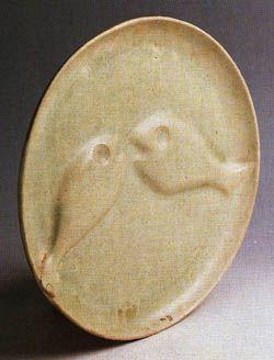Füreya Koral, plate, gres, 28 cm, 1977 (Erdinç Bakla archive)