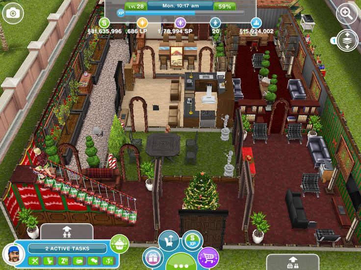 12 best Sims Freeplay Home Design images on Pinterest | House ...
