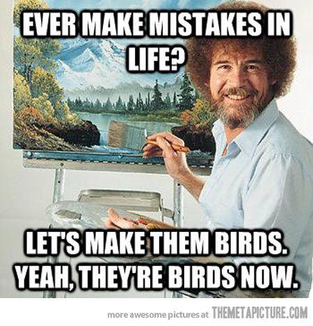 Well said, Bob, well said... - The Meta Picture