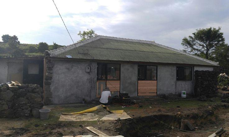 제주 구좌읍 한동리 농가주택 구옥 리모델링