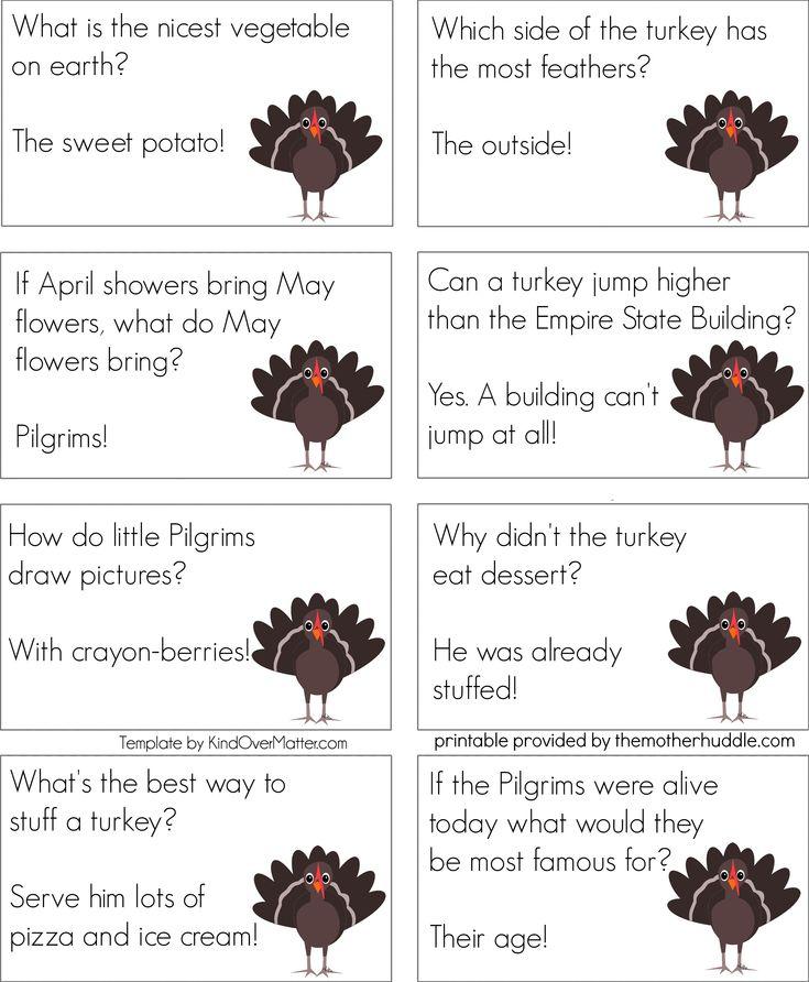 Thanksgiving: Jokes