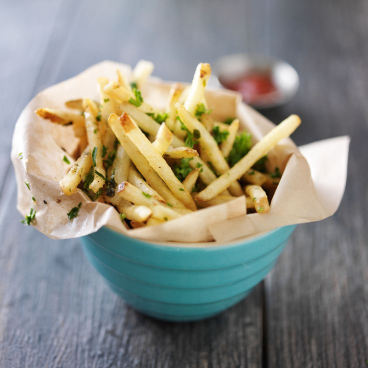 Truffle fries are probably the most addicting incarnation of Fries that we've ever tasted, and we've tasted a lot of different fries! There's just something about the savory and sweet elements that give the whole dish an excellent balance that makes you just want some more, and more, and then some more after that! Go ahead and try some. You'll be pleasantly addicted…