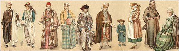 French Jews in the 18th century