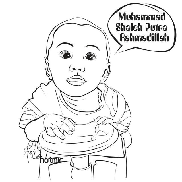 Muhammad Shaleh Putra Rahmadillah