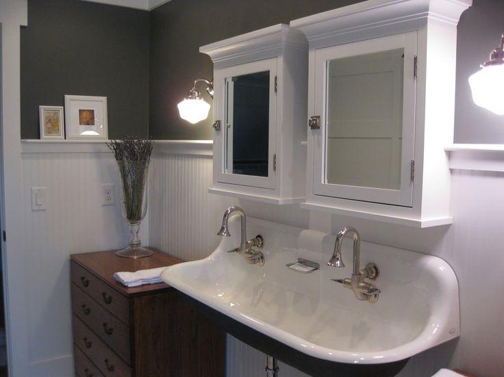 Kohler 4 39 brockway wash sink kohler cannock for Bathroom ideas kohler