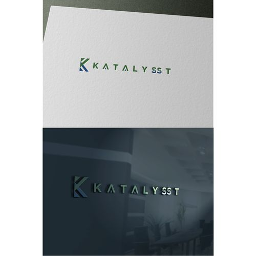 KATALYSST - Create a sophisticated logo for a Retail Consulting company