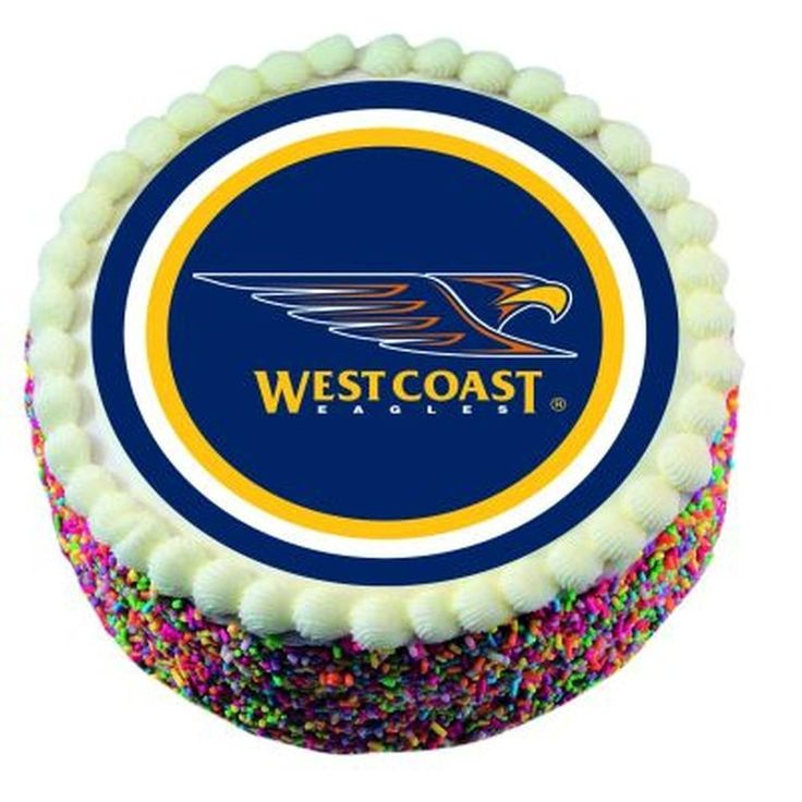 This is my dream cake because obvs it's Eagles
