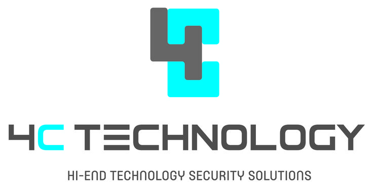 New logo design for security company