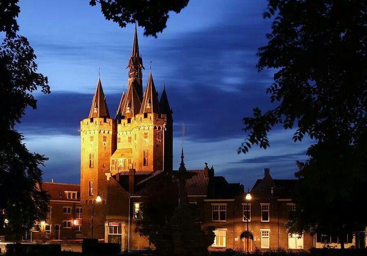 Sassenpoort in Zwolle (Holland)