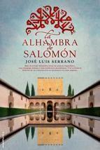 """¡Buenos días! Hoy recomendamos: """"La Alhambra de Salomón"""", de Jose Luis Serrano, es una novela de #NarrativaHistorica que cuenta la historia de la construcción de #LaAlhambra de #Granada; una historia de amor y luchas familiares en una época de esplendor."""