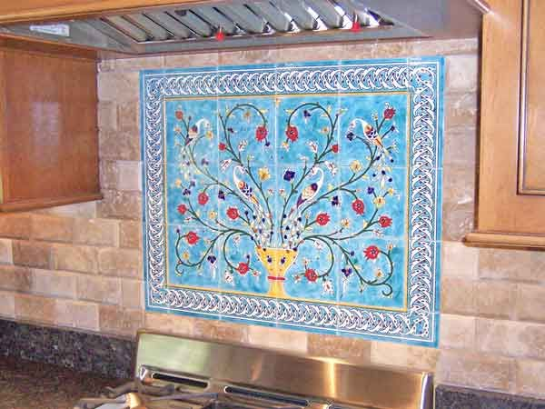 101 Best Hand Painted Tiles Images On Pinterest