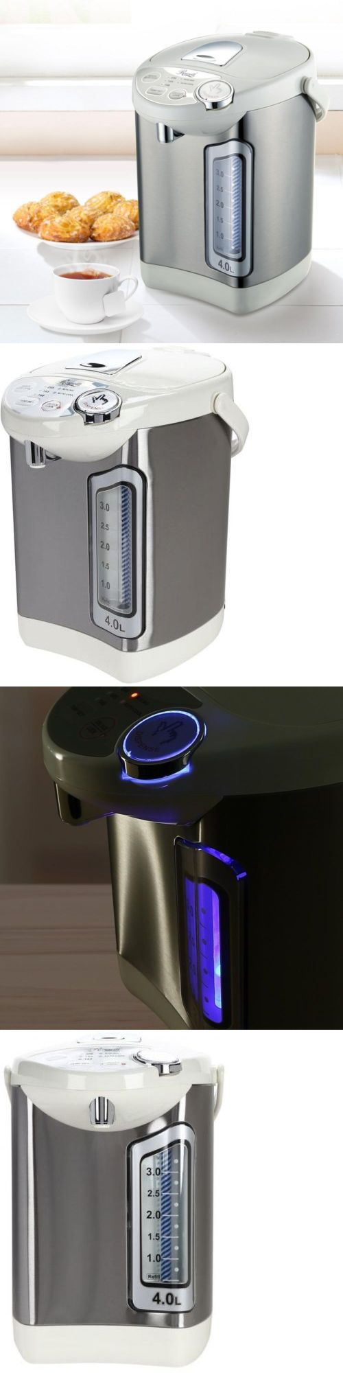 Hot Water Pots 177755: Rosewill Hot Water Dispenser Instant Warmer Boiler Automatic 1-Gallon Coffee Tea -> BUY IT NOW ONLY: $102.3 on eBay!