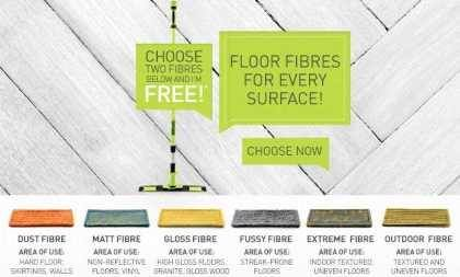 Have you seen the ENJO Floor cleaner in action? Do you know why it has won Women's Weekly 'Product of the year 2012'? If this is on you wish list - now is the  perfect time to buy... Purchase 2 floor fibres and get the pole/head for FREE. In a limited edition lime green and brand spanking new model!  Call me to work out the best fibres for your floors - please don't guess! 0414 613 000 PETA