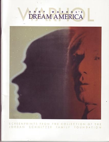 Mitchell, Ben - Andy Warhol's Dream America .Screenprints from the Collection of the Jordan Schnitzer Family Foundation   5965