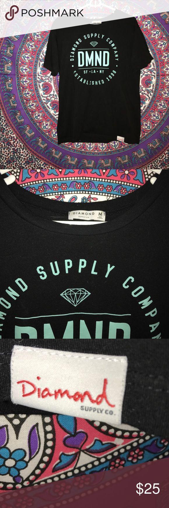 Diamond supply co. DMND supply company tee size medium brand new perfect condition nwot Diamond Supply Co. Tops Tees - Short Sleeve