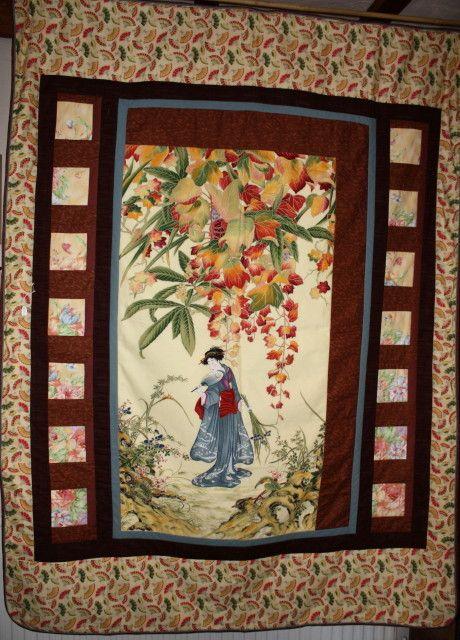 1000 Images About Quilts Oriental On Pinterest Quilt