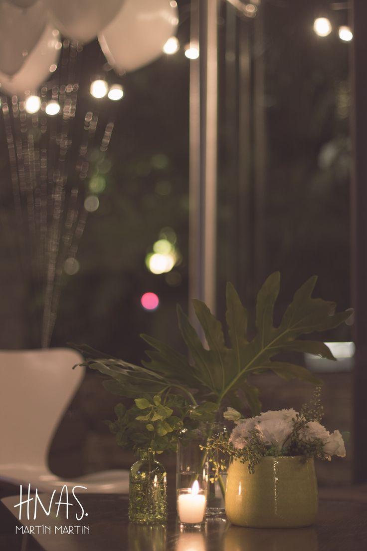 17 mejores ideas sobre centros de mesa del cumplea os no - Decoracion 50 cumpleanos ...